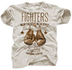 boxing-club on Behance Cool Graphic Tees, Graphic Shirts, Tee Shirt Designs, Tee Design, Homemade Shirts, Rocker Look, Boxing Club, Sports Shirts, Boxing Shirts