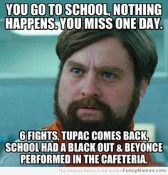 funny memes about school - Google Search