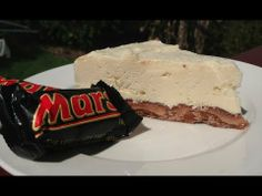 MARS BAR CHEESE CAKE RECIPE