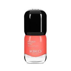 Entdecken Sie online Power Pro Nail Lacquer, den neuen Nagellack von KIKO mit…