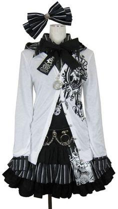 #putumayo  I live the black and white theme. Nice.