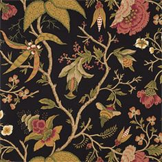 Product: T5343-Chinoiserie Floral