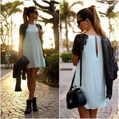 Trendtation.com : look-Marianela Hdez @Trendtation  http://marilynsclosetblog.blogspot.com.es/2014/04/placid-blue-and-lace.html