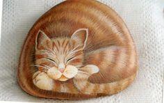 Atelier Malerhaus – Pintura Decorativa: Pedras Pintadas