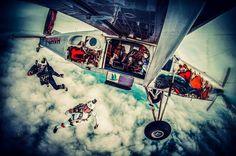 Sky Camp Dropzone, Poland  Sick exit by KonwentPhotography with Ty Baird