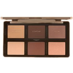 <h5>About Light Medium</h5> <p>Light Medium is best for fair to light-medium skin tones.</p> <h5>About Sculpt & Glow Palette</h5> <p>Designed to create a softly sculpted look in six steps, the Sculpt & Glow Palette features unique cream and powder formulas that add subtle definition and Natasha's signature healthy-looking glow to all skin tones.</p> <h5>Why It's Special</h5> <ul> <li>Highlighting Cream (New): Smooth, creamy matte highlighter enriched with skin-strengthening botanicals</l