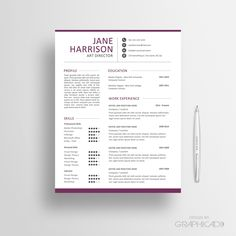 Professional Reference Sheet Template Stacie Fehrm Staciefehrm On Pinterest