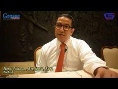 Refki Ridwan, SH, MBA  SpN, Ketua Bidang Organisasi PP INI, Ada yang Per...