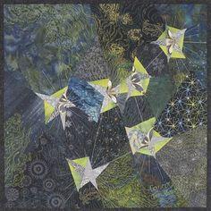 Quilt Artist: Ann Harwell.