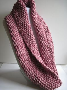 Items similar to Hand Knitted Pink and Lavender Heather Circle Scarf , Cowl or Neckwarmer on Etsy Free Knitting, Yarns, Lavender, Trending Outfits, Unique Jewelry, Handmade Gifts, Crochet, Pink, Etsy
