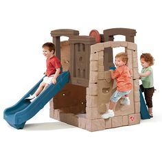 Naturally Playful Woodland Climber Ii Is A Unique That Provides Hours Of Outdoor Climb N Slide Fun View And This Kids Now