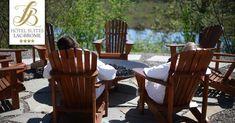 Concours les éclats du printemps à l'Hôtel Suites Lac-Brome! Kayaks, Jacuzzi, Outdoor Chairs, Outdoor Furniture Sets, Outdoor Decor, Sauna Sec, Site Hotel, Table D Hote