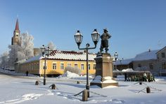 Raahe, Northern Ostrobothnia province of Finland  - Pohjois-Pohjanmaa