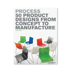 This book provides an in-depth study of the creative and manufacturing processes behind 50 contemporary domestic design objects. Chosen from around the world, they span furniture, lighting, tableware and textiles. The work of both long-established and emerging designers is featured, with each product selected for its significant use of new technology, unorthodox or complex production process, use of innovative materials (or traditional materials adapted in new and unexpected ways) and, in…