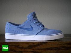 Nike SB Stefan Janoski Low-Work Blue-Utility Blue-Sail