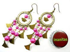 Pink, Bronze & Schmetterling.