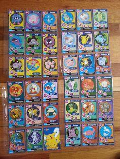 Burger King Pokemon cards :p