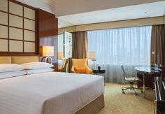 Shanghai Marriott Hotel City Centre Double/Double Room