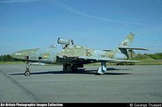 Republic RF-84F Thunderflash, C-054, Royal Danish Air Force