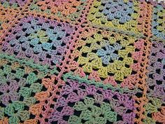 Day Dream Afghan by Michael Sellick