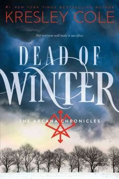 Dead of winter by Kresley Cole.  Click the cover image to check out or request the romance kindle.