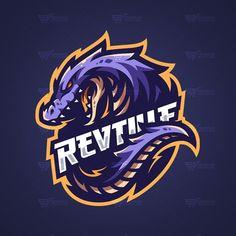 Gaming Logo Design Ideas images in 2020 Panther Logo, Game Logo Design, Esports Logo, Sports Team Logos, Mascot Design, Logo Sticker, Cool Logo, Art Logo, Logo Inspiration