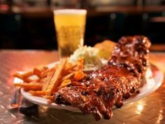 Award-Winning Baby Back Ribs From One Hot Mama's American Grille ...