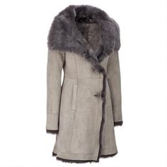 Wilsons Leather Tuscana Fur and Genuine Sheepskin Shearling Coat $1,459.99                      Our Price Now:                                           $3,195.00                      Comp Value Was: