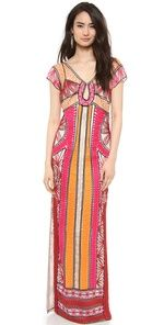 Discover Diane von Furstenberg Ellison Maxi Dress Online Shop For