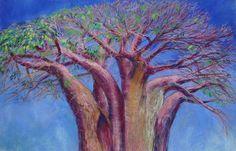 Baobab by the sea Tanzania