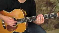 "How to play ""Over the Hills and Far Away"" by Led Zeppelin on acoustic guitar - part 2"