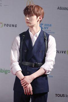 Busan, Minhyuk, Jinyoung, Kcon Ny, Writing Lyrics, Nu Est Minhyun, Nu'est Jr, Lean On Me, Produce 101 Season 2