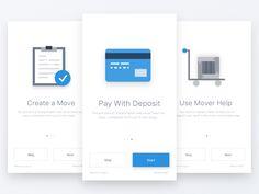 Delivery app walkthrough