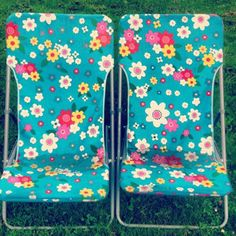 Vintage sun chairs | Ingela P Arrhenius - I'm a Sweden- based illustrator working with all type of illustration.