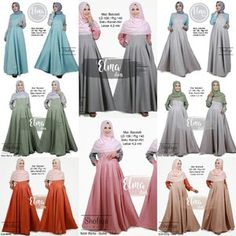 Saya menjual Gamis Elma Dress Ori Shofiya Longdress Maxi Balotelli seharga $188500.00. Dapatkan produk ini hanya di Shopee! https://shopee.co.id/busanamuslimtsurayya/196068185 #ShopeeID