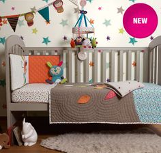Timbuktales Nursery Bedding by Mamas & Papas
