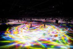 teamLab is an artist collective who bring together art, technology, design and the natural world to create experiences you could only previously find...