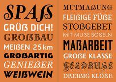 Typografie.info - Das große Eszett hat Geburtstag (+Gewinnspiel)
