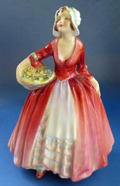 Royal Doulton Figurine Janet HN1537