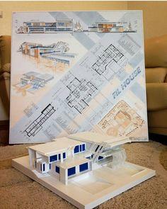 New Ideas For Design Portfolio Ideas Architecture Projects Architecture Design, Architecture Concept Drawings, Architecture Sketchbook, Architecture Board, Architectural Drawings, Architecture Diagrams, Architectural Models, Byzantine Architecture, Contemporary Architecture