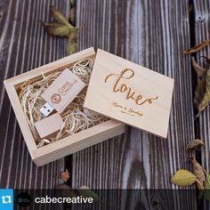 """#Repost from @cabecreative with @repostapp --- Another custom keepsake box and thumb drive full of wedding photos. #wedding #thumbdrive @photoflashdrive""  https://photoflashdrive.com/Rustic-Wood"