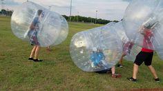 Nashville's ORIGINAL Bubble Ball Soccer