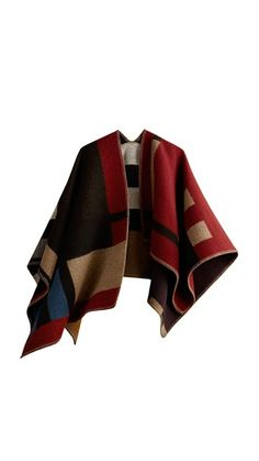 Burberry A/W14 Poncho | AnOther Loves