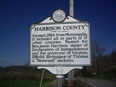 Harrison County  Rt 20  N 39° 08.249 W 080° 13.566