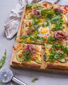 Pinterest Recipes, Mozzarella, Vegetable Pizza, Risotto, Brunch, Pasta, Snacks, Comfortfood, Cooking