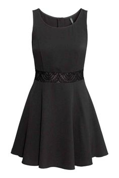 Vestido de crepé | H&M
