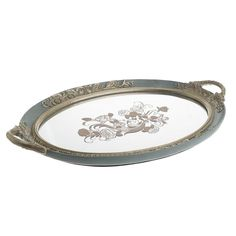 Mirror Tray - Trays - Placemats - DECORATIONS - inart