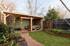 DIY: zandbak - Eigen Huis en Tuin