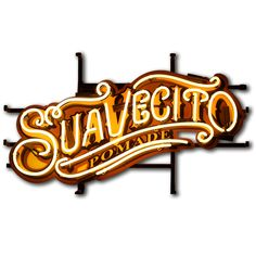 Suavecito Pomade Custom Neon Light - Suavecito Pomade Collectible