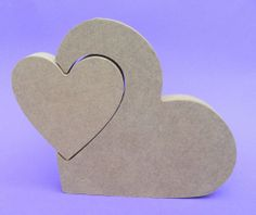 Lovely MDF shape available in different heights and thicknesses Choose for a nice chunky shape that stands up well on its own at 12 high As Wooden Letters, Wood Crafts, Hearts, Shapes, Nice, Wood Letters, Wood Turning, Woodworking Crafts, Nice France